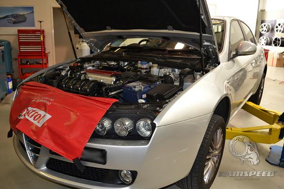 INDEPENDENT ALFA ROMEO SERVICE | RAMSD AUTOMOTIVE