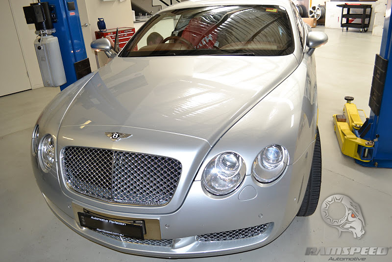 INDEPENDENT BENTLEY SERVICE RAMSPEED AUTOMOTIVE - Independent bentley servicing